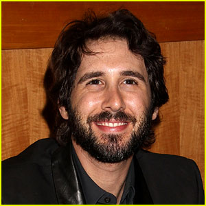 Josh Groban Will Make His Broadway Debut in September 2016