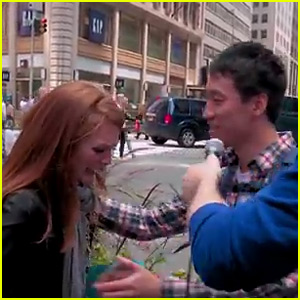 Julianne Moore Deserves Another Oscar for Her 'Billy on the Street' Segment - Watch Now!