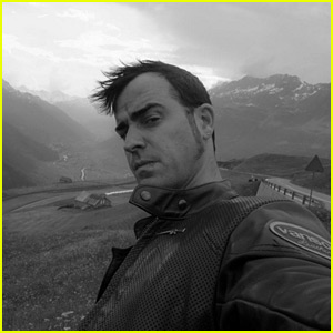 Justin Theroux Joins Instagram - See His First Post!