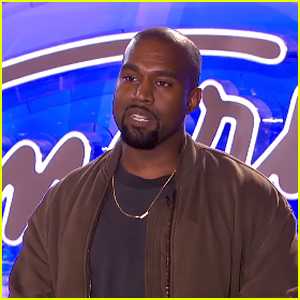 Kanye West Auditions for 'American Idol' - See the Footage!