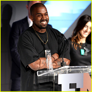 Kanye West Jokes About Kim Kardashian's Money!