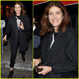Kate Walsh Dishes On Her Holiday Favorites