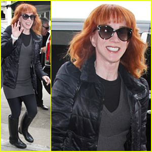 Kathy Griffin & Anderson Cooper Will Host CNN New Year's Eve Live!