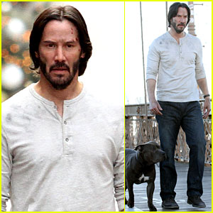 Keanu Reeves' 'John Wick 2' Will Feature a 'Matrix' Reunion!
