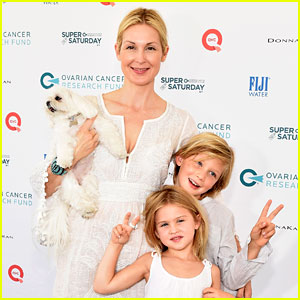 Kelly Rutherford Has Sadly Lost Her Three-Year Custody Battle