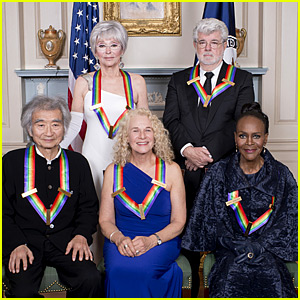 Kennedy Center Honorees 2015 - Meet the Five Legends!