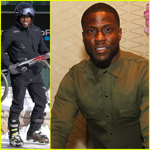 Kevin Hart Heads to Florida After Christmas Skiing in Aspen