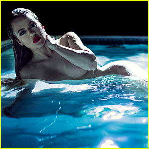 Khloe Kardashian Bares Everything in Sexy St. Barts Shoot!