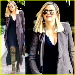 Khloe Kardashian Admits She Needs the Gym in Her Life