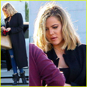 Khloe Kardashian Shares a Cute Selfie with Niece North