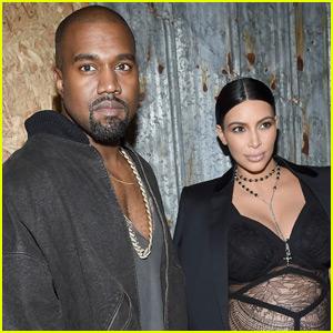 Kim Kardashian & Kanye West Still Don't Have a Baby Name Yet