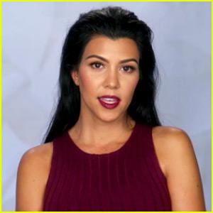 Kourtney Kardashian Admits 'I'm Not a Dating Person' - Watch Now