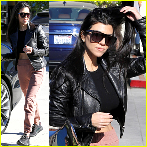 Kourtney Kardashian 'Just Wants to Have Fun' with Justin Beiber