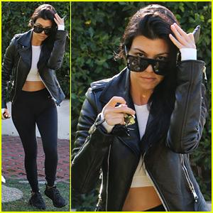 Kourtney Kardashian's App Is Finally Ready!