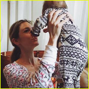 Kristin Cavallari Celebrates First Christmas With Daughter Saylor!