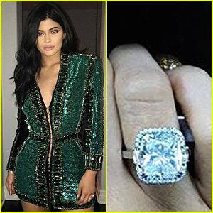 Kylie Jenner Confirms She's Not Engaged to Tyga!