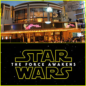 L.A. Movie Theater Evacuated During 'Star Wars' Screening