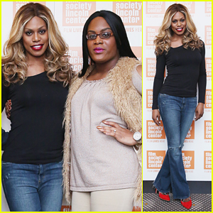 Laverne Cox Hosts Special Screening For 'Tangerine' - Watch Trailer Here!