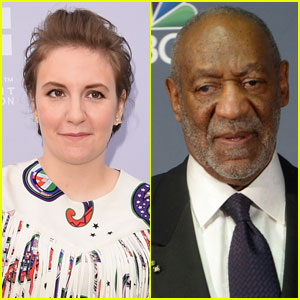 Lena Dunham & More Celebrities Tweet About Bill Cosby's Sexual Assault Charge