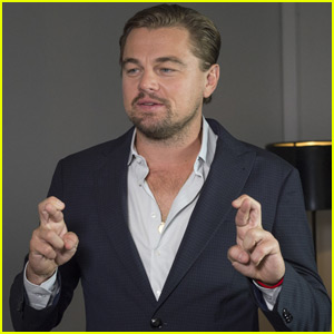 Leonardo DiCaprio Has High Hopes for the Paris Climate Conference
