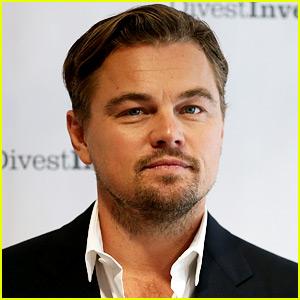 Leonardo DiCaprio Reacts to His Golden Globe Nomination: 'I Am Incredibly Grateful'