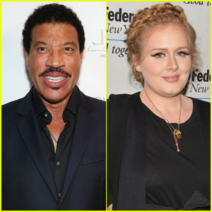 Hello! Lionel Richie is Open to Collaborating With Adele!