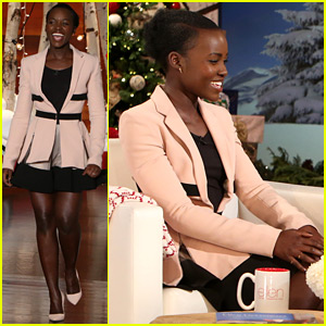 Lupita Nyong'o Didn't Know She Was Auditioning for 'Star Wars'!