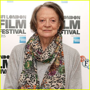 Maggie Smith Has Never Watched 'Downtown Abbey'