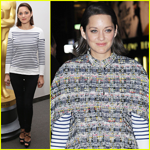 Marion Cotillard & Stephen Colbert Prove That Things Sound Better In French - Watch Here!