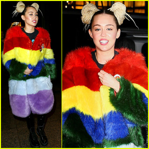 Is Miley Cyrus Done Walking Red Carpets Forever?