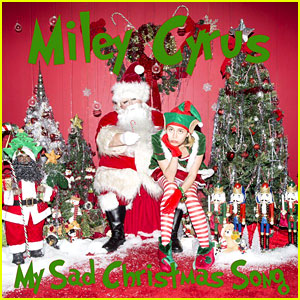 Miley Cyrus: 'My Sad Christmas Song' Audio & Lyrics - Listen Now!