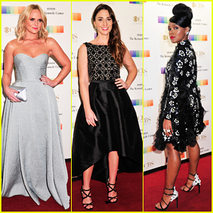 Miranda Lambert, Sara Bareilles & More Get Glam At Kennedy Center Honors Gala!
