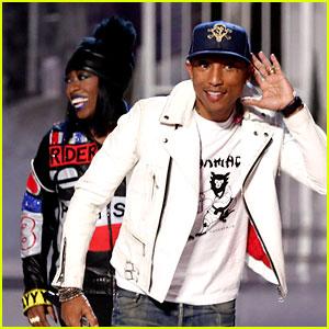Missy Elliott & Pharrell Williams Perform on 'The Voice' Finale!