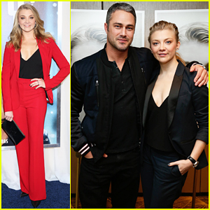 Natalie Dormer & Taylor Kinney Bring 'The Forest' To NYC!