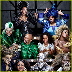 NBC's 'The Wiz Live' - Full Cast, Performers, & Songs List!