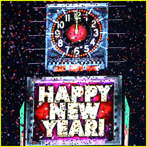 New Year's Eve Times Square Ball Drop 2016 - Watch the Live Stream!