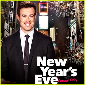 New Year's Eve With Carson Daly - Countdown to Midnight with This Performer!