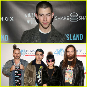 DNCE, Nick Jonas, & More Round Out Final 'Dick Clark's New Year's Rockin' Eve 2016' Performers!