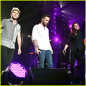 One Direction & 5 Seconds of Summer Heat Up Jingle Ball LA 2015