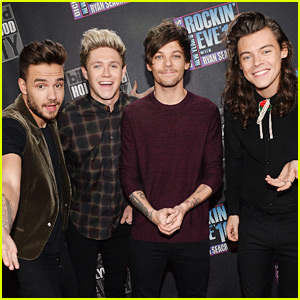 One Direction's New Year's Eve 2016 Performances (Video)