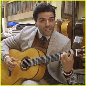 Oscar Isaac Sings Bill Murray's 'Star Wars' Theme Song (Video)