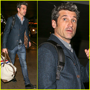 Patrick Dempsey on Life After 'Grey's Anatomy': 'It's Been an Incredible Year'