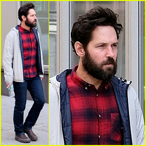 Paul Rudd Auctions Off Personalized Voicemail for Alzheimer's Charity