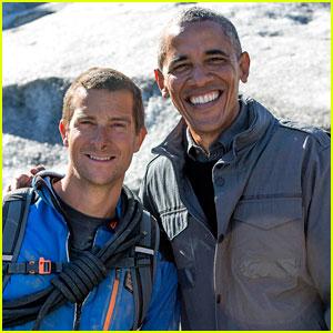 President Obama on Bear Grylls' 'Running Wild' - Preview!