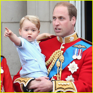 Prince William Says Son George Will Be 'Bouncing Around Like a Rabbit' on Christmas