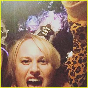 Rebel Wilson Just Rang In 2016 in Australia!