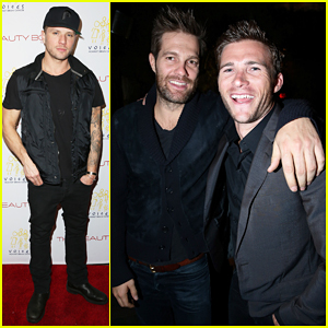 Ryan Phillippe & Scott Eastwood Are Total Studs At 'Beauty Book For Brain Cancer' Launch!