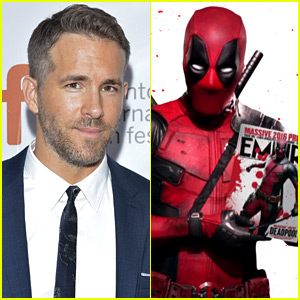 Ryan Reynolds' 'Deadpool' 'Empire' Mag Infomercial Is So Very NSFW - Watch Now!