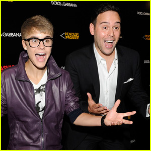 Scooter Braun Opens Up About Justin Bieber & Ariana Grande's Scandals