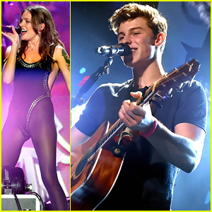 Tove Lo & Shawn Mendes Hit Jingle Ball 2015 in Oakland - See The Pics!